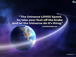 Universe-Loves-Speed-CheckMeDaily